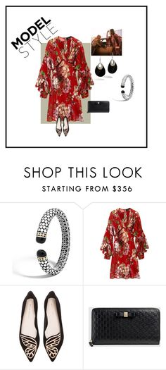 """Wear It With Style :hearts:"" by jrdunn ❤ liked on Polyvore featuring Gucci, John Hardy and Sophia Webster"