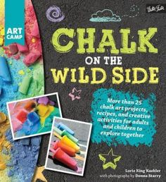 Playing with chalk has never been so fun--or so messy! Chalk on the Wild Side is the second title in Art Camp, an art series geared toward adults who want to engage in creative play with the children in their lives. Designed to introduce young artists to a variety of art methods and techniques in fun, fresh, and inviting new ways, this addition to the series encourages parents and their kids to play outdoors with an assortment of chalk recipes and interactive games and activities. The first…