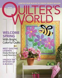 quilters world 2-10 - Joelma Patch - Webové albumy programu Picasa