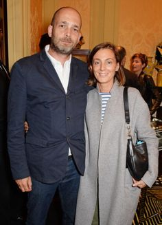 Max Wigram and Phoebe Philo attend the Solange Azagury Partridge. Phoebe Philo, Daily Fashion, Everyday Fashion, Celine, Fashion Couple, Cute Couples, Style Icons, Style Me, Personal Style