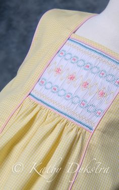Pink and Yellow Perfection | Sewing Adventures…..