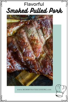 Pellet Grill Recipes, Grilling Recipes, Smoked Meat Recipes, Smoked Pulled Pork, Shredded Pork, Recipe Please, Smoking Meat, Us Foods, Cooking Time