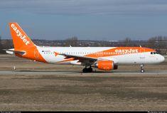 G-EZTL easyJet Airbus A320-214