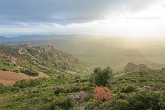Vue générale de l'Estérel depuis le Mont Vinaigre. #Esterel #Frenchriviera #landscape #photography #landscapephotography #cotedazur