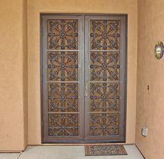 23 Best Security Doors Images Doors Security Door Iron