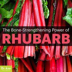 Rhubarb - Dr. Axe
