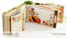 Save the Date Calendar Book by Tati Scrap using Time to Flourish (image 1 of 2)