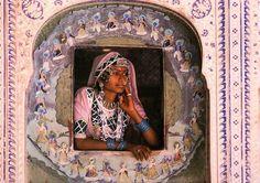 Window poetry Photo Rajasthan, India by Roland& SabrinaMichaud