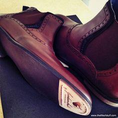 Fashion Fix - Goodwin Smith, Bucking Good Shoes for Men