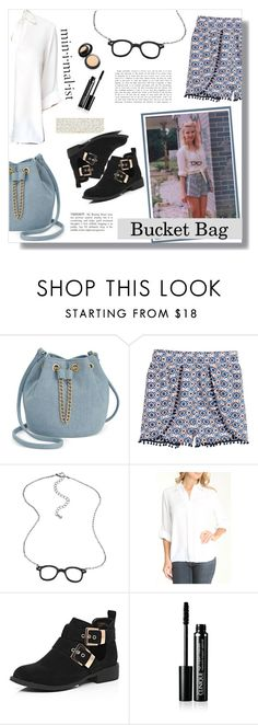 """""""~Pheobe~"""" by artistic-biscuit ❤ liked on Polyvore featuring INC International Concepts, Blu Bijoux, River Island and Burberry"""