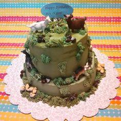 Old man birthday cake. Phat N Sassy Sweets