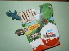 Dinosaury Hračky Kinder Surprise Vajíčka s Prekvapením 2015 Minion 2015, Egg Toys, Time Travel, Viajes