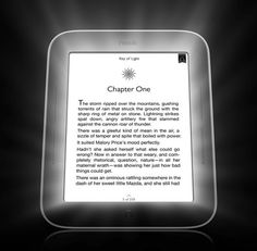 Barnes & Noble Nook Simple Touch with GlowLight