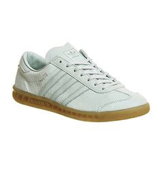 outlet store 32d22 e3502 Adidas Hamburg Vapour Green - His trainers