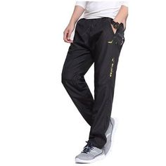 Men Thin Quick Dry Outdoor Pants for Camping Hiking