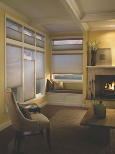 Hunter Douglas Applause® honeycomb shades with Cordlock. The Plantation Shutter Company is the proud dealer of Hunter Douglas Shades in NC and SC. Call us for a Free Consultation and Estimate Blinds For Windows, Window Treatments, Honeycomb Blinds, Window Styles, Cellular Blinds, Eclectic Window Treatments, Eclectic Windows, Room, Honeycomb Shades