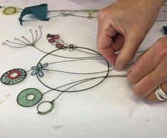 Top 11 Stained Glass Soldering Tips - Learn How to Solder Glass Art - Tools And Tricks Club Wire Crafts, Bead Crafts, Diy And Crafts, Stained Glass Flowers, Stained Glass Art, Copper Wire Art, Art Fil, Wire Ornaments, Deco Nature