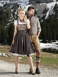 0ca315ec811460 Image result for traditional austrian clothing