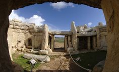 Mnajdra is one of a series of stone temples on the islands of Malta and Gozo that are considered to be the world's oldest freestanding monuments. (Courtesy Malta Tourism Authority) From: World's Hidden Man-made Wonders.
