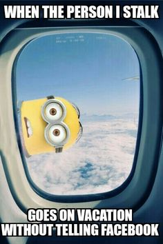 When your crush.. #Minions