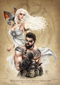 Dessin Game Of Thrones, Arte Game Of Thrones, Game Of Thrones Artwork, Game Of Thrones Fans, Game Of Thrones Characters, Got Dragons, Mother Of Dragons, Khal Drogo, Winter Is Here