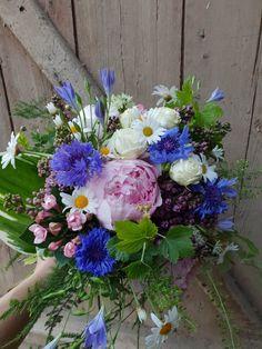 Summer Flower Arrangements, Summer Flowers, Wild Flowers, My Flower, Flower Power, Good Vibes Only, Botany, Afternoon Tea, Houseplants