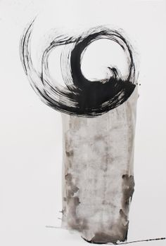 Abstract Ink Drawing, Christina Ripper