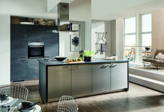 Browsing showrooms for a bespoke kitchen design in London? We are the best kitchen and bathroom fitters in Slough offering premium services for bespoke luxury kitchens in London, Berkshire and around! Nobilia Kitchen, Kitchen Doors, Kitchen Interior, Kitchen Ideas, Bespoke Kitchens, Luxury Kitchens, Cool Kitchens, European Kitchens, German Kitchen