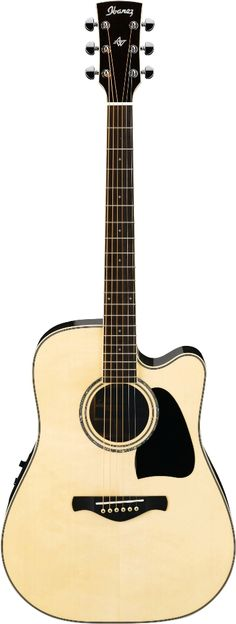 Ibanez AW380ECENT Acoustic Guitar