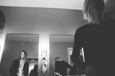 New gram from Riker to share: Mirror  @willvonbolton by rikerr5