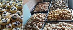 Moravské koláčky pro návštěvy bez kynutí recept – Magnilo Kitchen Hacks, Cereal, Food And Drink, Cooking Recipes, Cookies, Breakfast, Basket, Crack Crackers, Morning Coffee