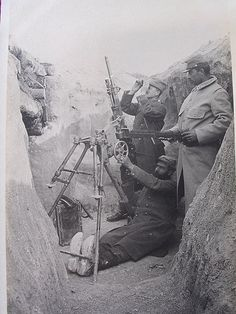 French machine gun. Probably a S.Etienne.WW1