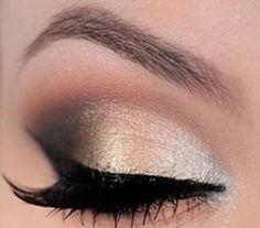 Maquillaje de ojos para salir de noche
