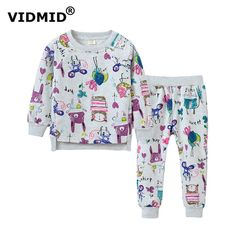 Check lastest price VIDMID baby girl clothing sets for girls suits children sweater + pants long sleeve blouse spring autumn kids clothes 1045 58 just only $14.32 with free shipping worldwide  #girlsclothing Plese click on picture to see our special price for you