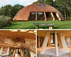 Milieuvriendelijk huis