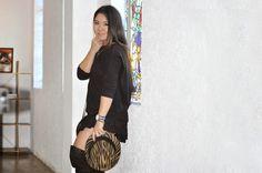 Eu Não tenho Roupa - Primeiro Blog de Moda Curitiba: OOTD - Saia de renda e Cuissarde :)