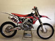 HONDA CRF450 CRF 450 2014 ONLY 37 HOURS L@@@K