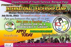 International Leadership Camp