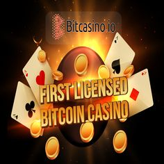 💎Bitcasino.io is the first licensed bitcoin casino with over 2000 slots and 300 table games, and a loyalty club with up to 10% cash back! Bitcasino uses the latest technologies to make sure your money and information are well protected. It is an online gambling platform created aiming to provide service to people who want to play using Bitcoin.  #bitcasino #casinoonline #livecasino #casinos Play Game Online, Online Games, Online Gambling, Social Media Pages, Table Games, Loyalty, Create, Platform, Club