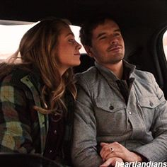 8x18 - Heartland - Ty and Amy The best is yet to come