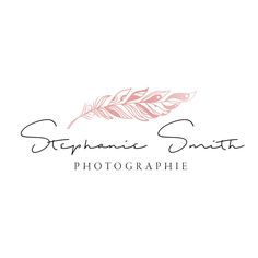 Signature Logo. Photography Logo. Calligraphy Logo. Feather Logo. Business Brand Logo. Boheme Logo. Boho Logo. Text Logo. Custom Logo. by Logowave on Etsy