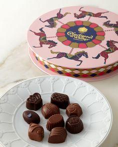 Charbonnel ET Walker Carousel Dark & Milk Chocolate Assortments