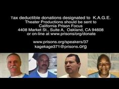 Peace of Pye; A Delegate for CA Prisoners and Advocate to End Mass Incarceration for All. - YouTube