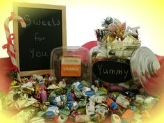 916 X17 The Candy Jar $74.65 Pamper Hamper, Baby Gift Hampers, Corporate Gift Baskets, Corporate Gifts, Christmas Gift Baskets, Christmas Gifts, Thank You Gifts, Gifts For Him, Chocolate Hampers