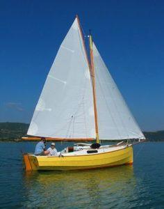 Cape Henry 21 lapstrake plywood boat kits