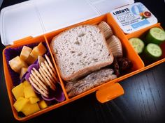 Big lunch for a big day! | Busy Girl Bentos