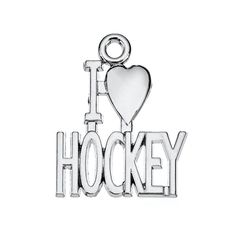 Find More Charms Information about Myshape Jewelry Antique Silver Plated I Love Hockey Heart Charms Sports Fan Wholesale 20pcs lot,High Quality heart charm,China charms wholesale Suppliers, Cheap wholesale charms from Silver Jewelry Charm Factory on Aliexpress.com