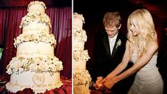Celeb Wedding Inspiration: Avril Lavigne & Deryck Whibley