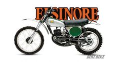 1974 CR125 Elsinore