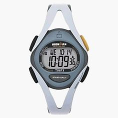 Timex Ironman Triathlon Sleek 50-Lap Mid-Size Blue/Gray Watch ** Continue to the watch at the image link.